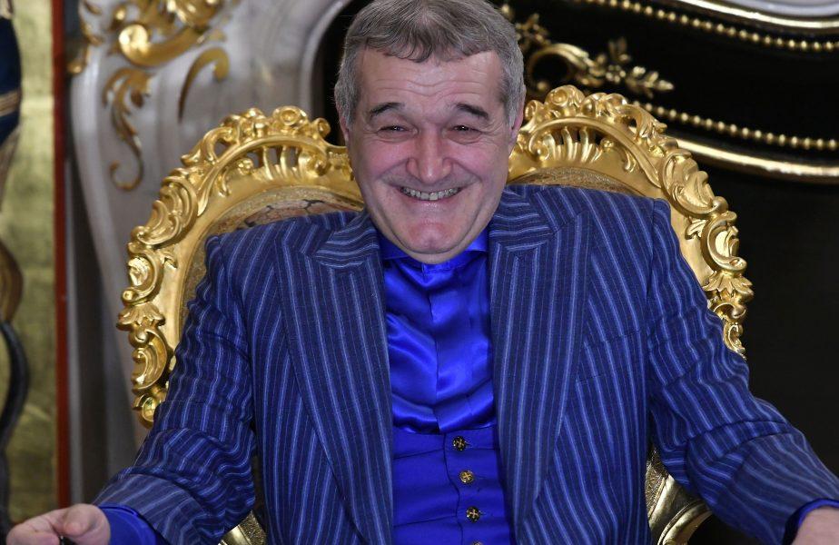 Gigi Becali nu a știut unde îl transferă pe Nedelcu