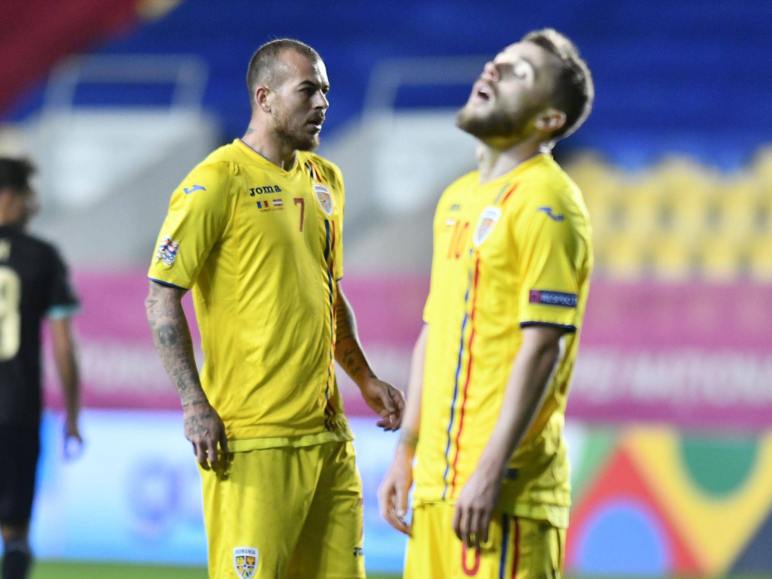 """România – Georgia   I s-a """"aprins becul"""" rapid! Denis Alibec a cerut de două ori penalty în primele 78 de secunde din meci"""
