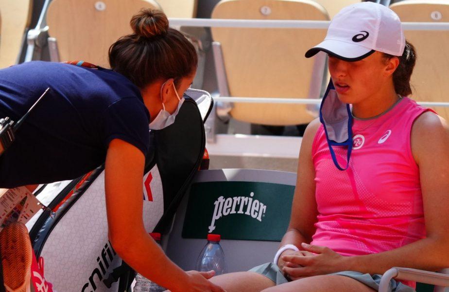 Swiatek, OUT de la Roland Garros! Surpriză uriaşă la Paris. Eşec fără drept de apel