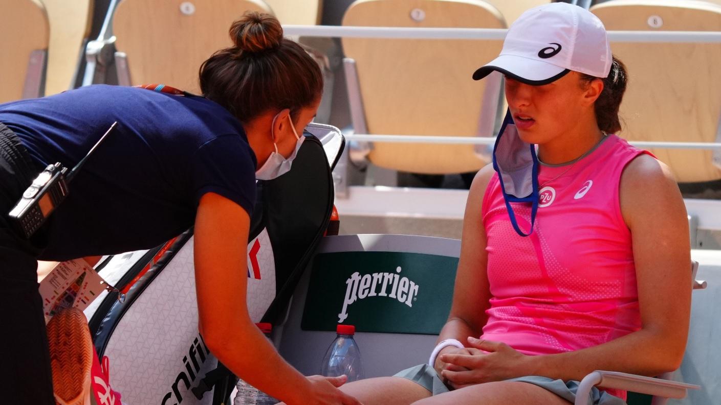 Swiatek, OUT de la Roland Garros