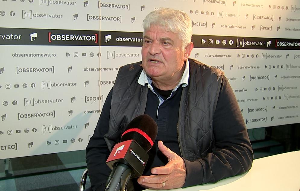 Ioan Andone, într-un interviu pentru AntenaSport
