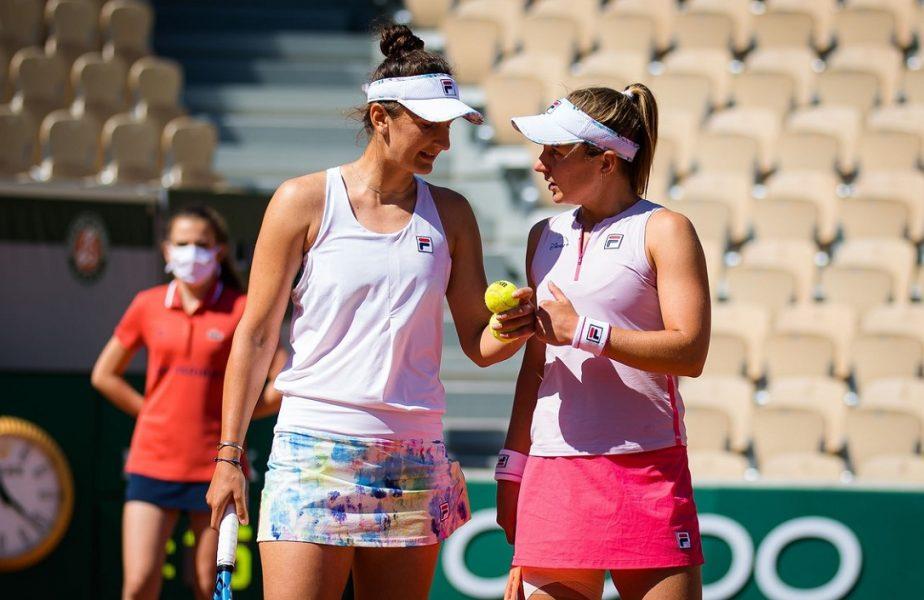 Roland Garros 2021 | Irina Begu a ratat calificarea în finala probei de dublu. Câţi bani va primi pentru performanţa de la Paris