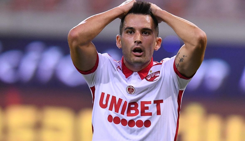 Dinamo, lovită din nou de spanioli! Interdicție uriașă primită de la FIFA după reclamația lui Isma Lopez