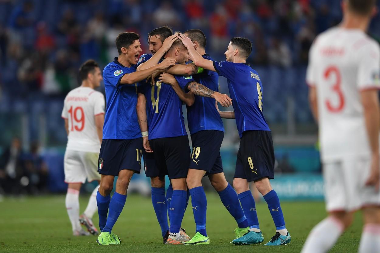 Italia bucurie