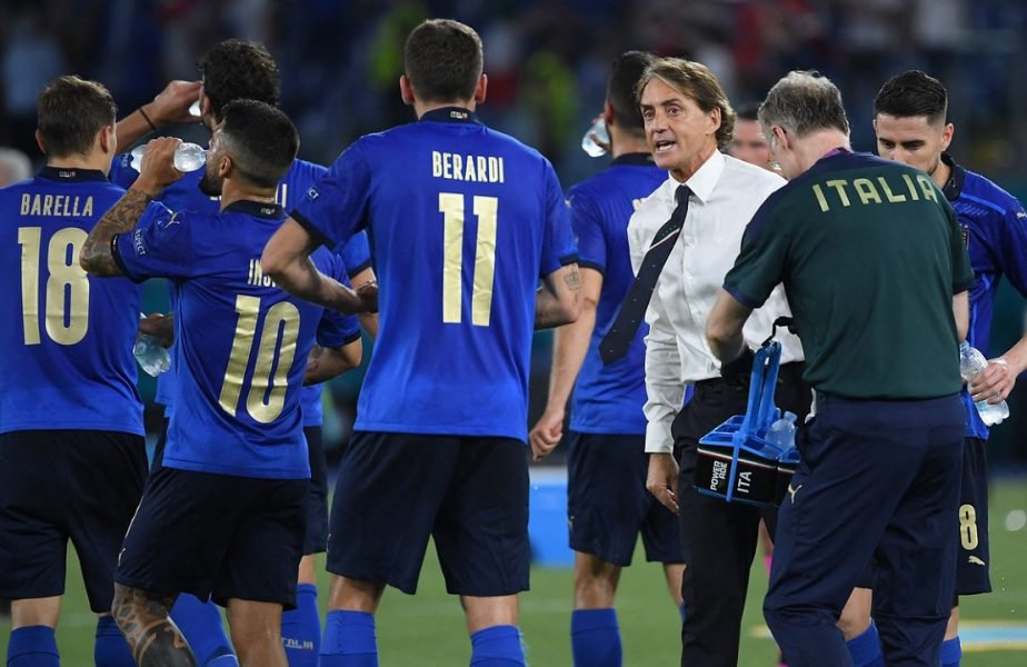 Italia - Elveţia 3-0, Euro 2020