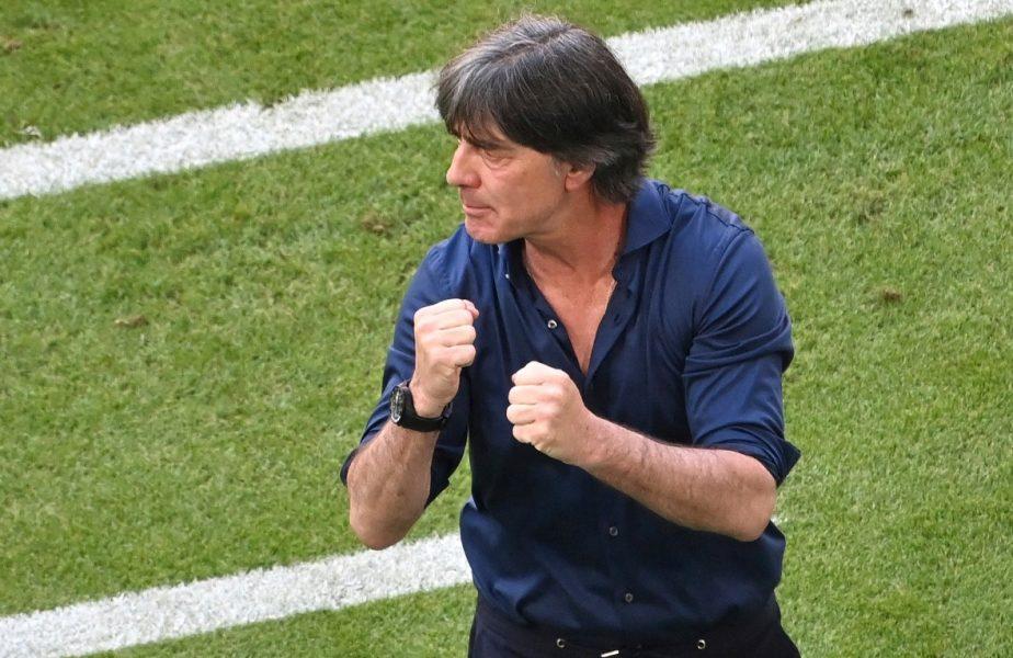 Reacţia lui Joachim Low după ce Germania a demolat Portugalia. Ce a spus de meciul perfect făcut de Robin Gosens