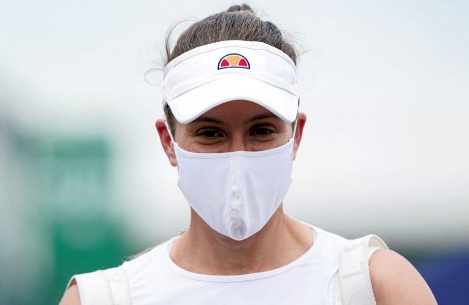 Johanna Konta a fost exclusă de la Wimbledon. Motivul pentru care britanica a primit lovitura carierei!