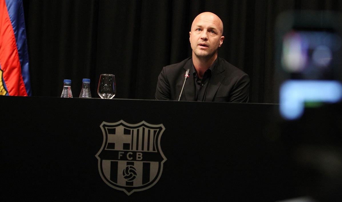 Lovitură uriașă dată de Barcelona! Fiul lui Johan Cruyff a revenit pe Camp Nou. Ce funcție va ocupa