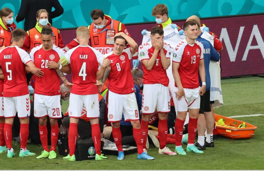Un altfel de Euro 2020! Salvatorul lui Christian Eriksen