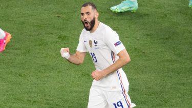 Franţa – Portugalia 2-2   Karim Benzema a oprit timpul! Moment SF la Euro 2020. Cum a marcat două goluri în minutul 46:44