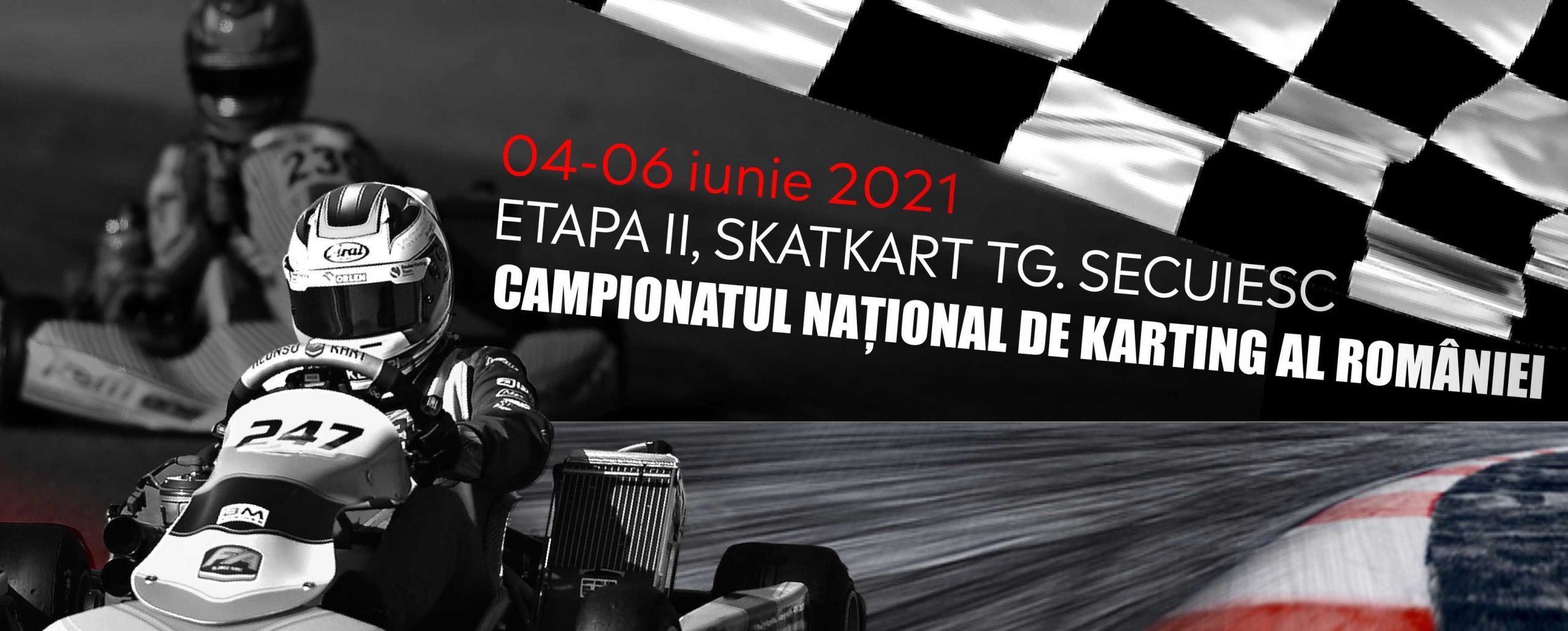 LIVE VIDEO Campionatul Naţional de Karting, etapa a 2-a