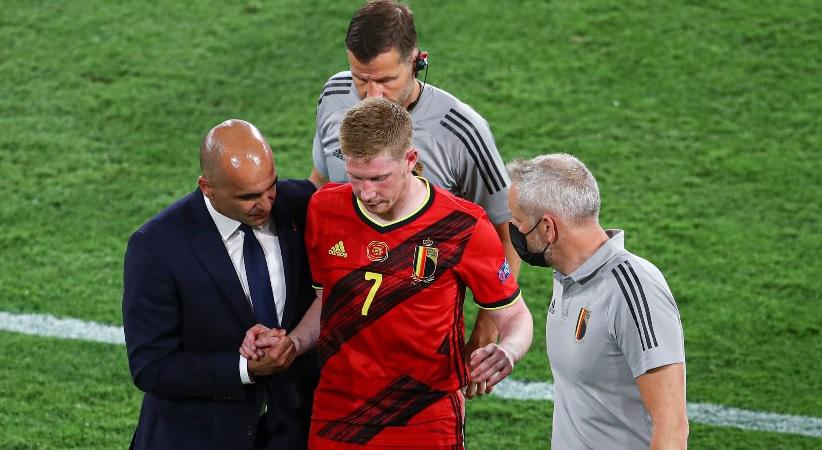 Un altfel de Euro 2020 | De Bruyne, ghinionistul lunii