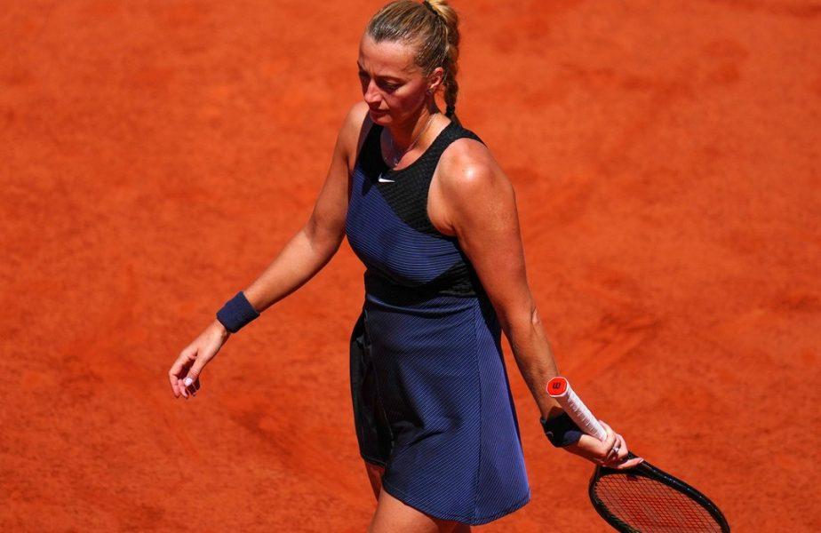 Roland Garros 2021 | După Naomi Osaka, și Petra Kvitova s-a retras din competiție! Motivul halucinant pentru care a luat decizia drastică