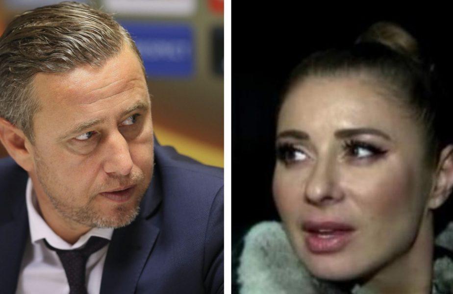 """Anamaria Prodan a fost avertizată de fosta soţie a lui Laurenţiu Reghecampf. """"E milionar, dar încă este un copil"""""""