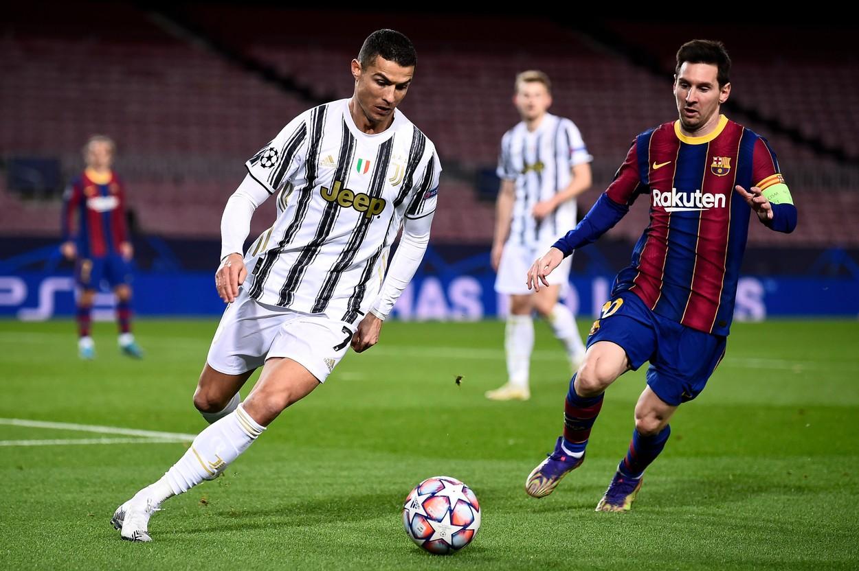 Ce nebunie! Barcelona vrea să realizeze transferul secolului. Cristiano Ronaldo, aşteptat alături de Leo Messi! Planul lui Joan Laporta