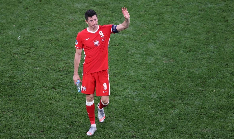 Robert Lewandowski, după eliminarea Poloniei de la Euro 2020