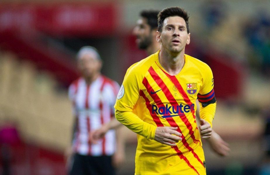 Lionel Messi nu şi-a dat acordul final pentru a rămâne la Barcelona! Peste o săptămână devine liber de contract