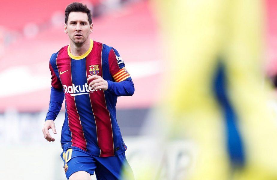 Joan Laporta, după ce Messi a rămas liber de contract