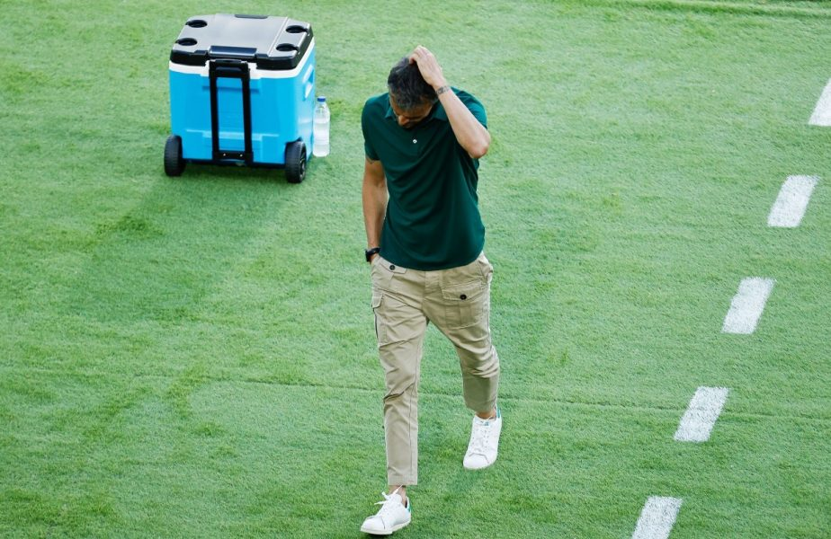 """Luis Enrique este devastat după încă un meci ratat la Euro 2020. """"Asta e realitatea, mă aşteptam la mai mult"""""""