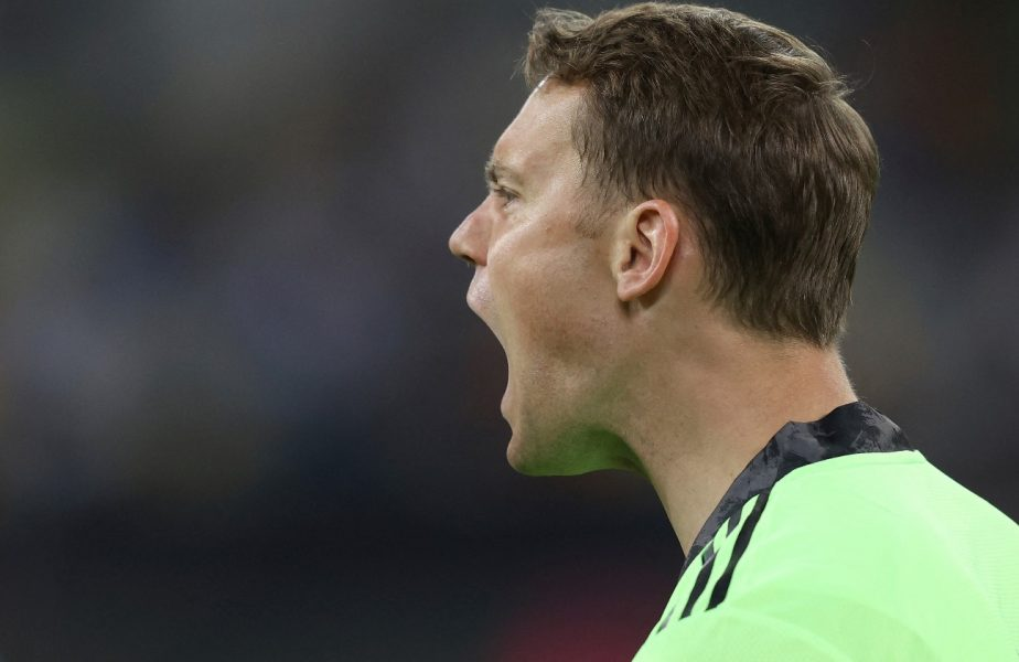 """Neuer, supărat după Germania – Letonia 7-1. A luat gol la meciul 100 pentru Mannschaft şi râde de brazilieni. """"Acel 7-1 a fost un pic mai frumos"""""""