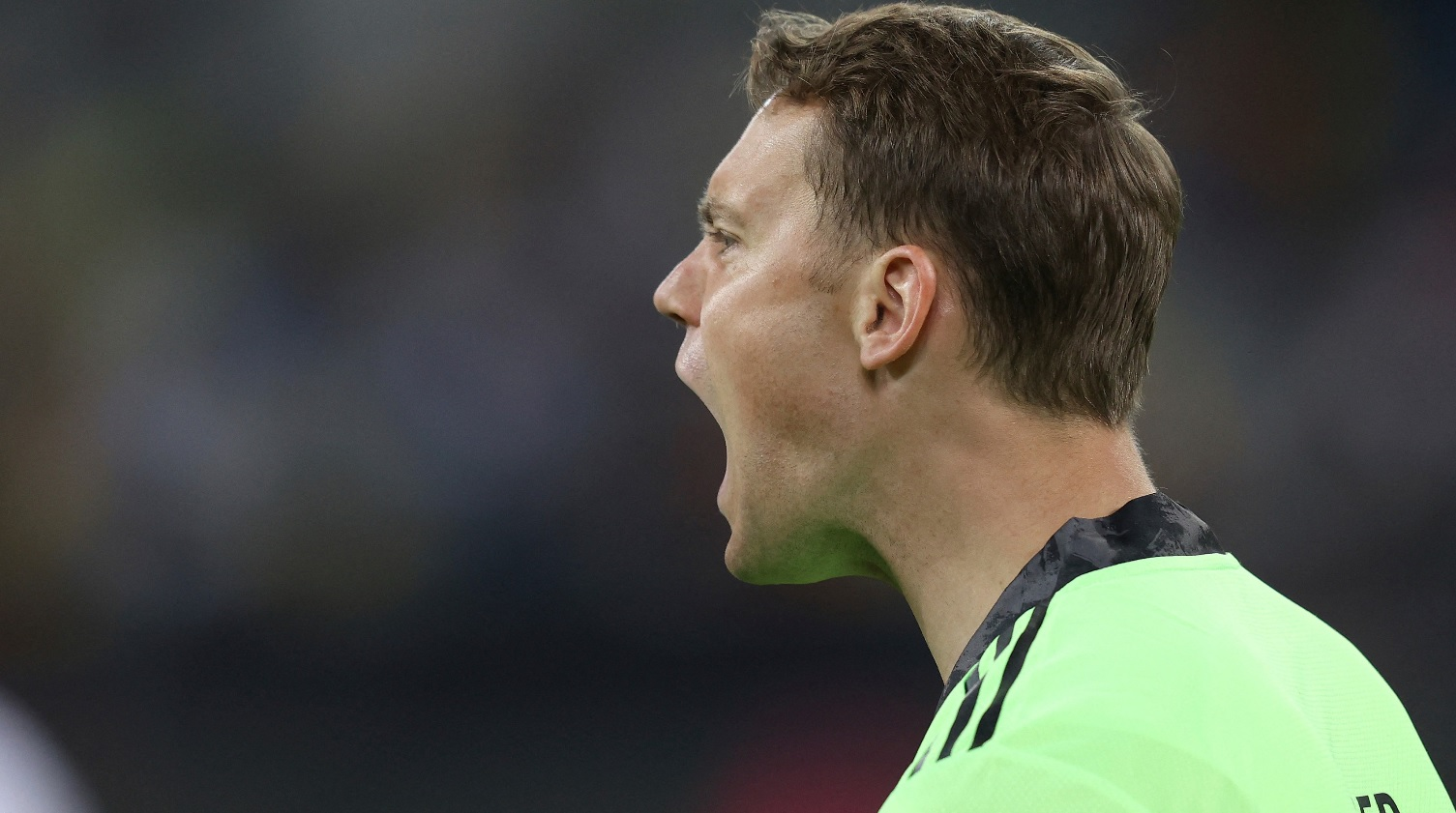 Manuel Neuer, supărat după Germania - Letonia 7-1