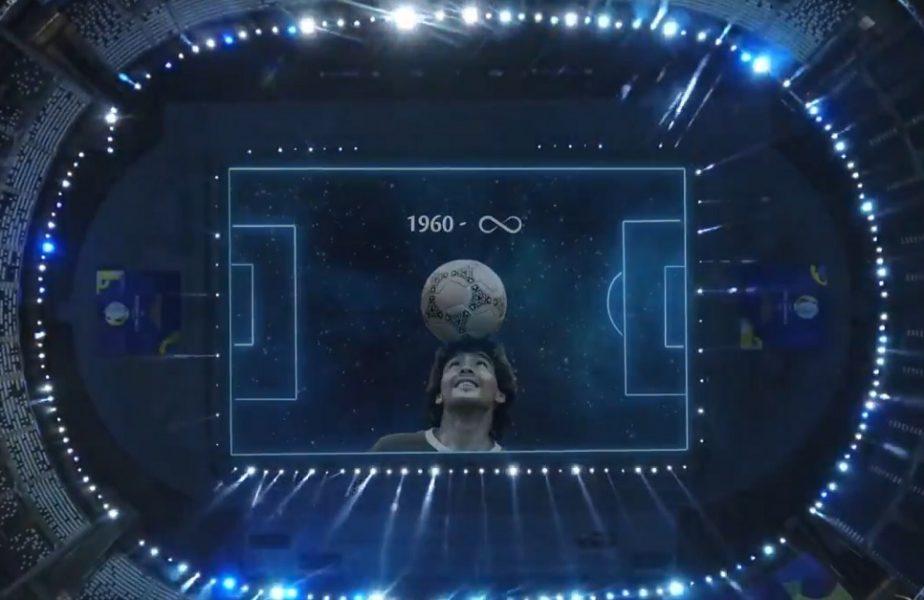 """Omagiu emoţionant pentru legendarul Maradona la Copa America! Leo Messi i-a dedicat un gol superb lui """"El Pibe D'Oro"""" VIDEO"""