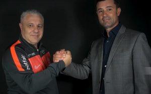 Marius Şumudică, prezentat oficial de CFR Cluj