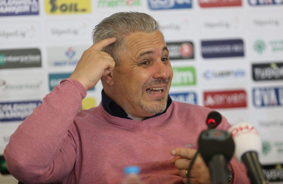 Marius Şumudică, primul eșec la CFR Cluj