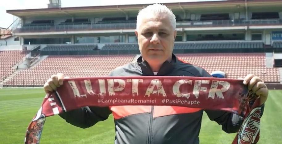 CFR Cluj, transfer de titlu