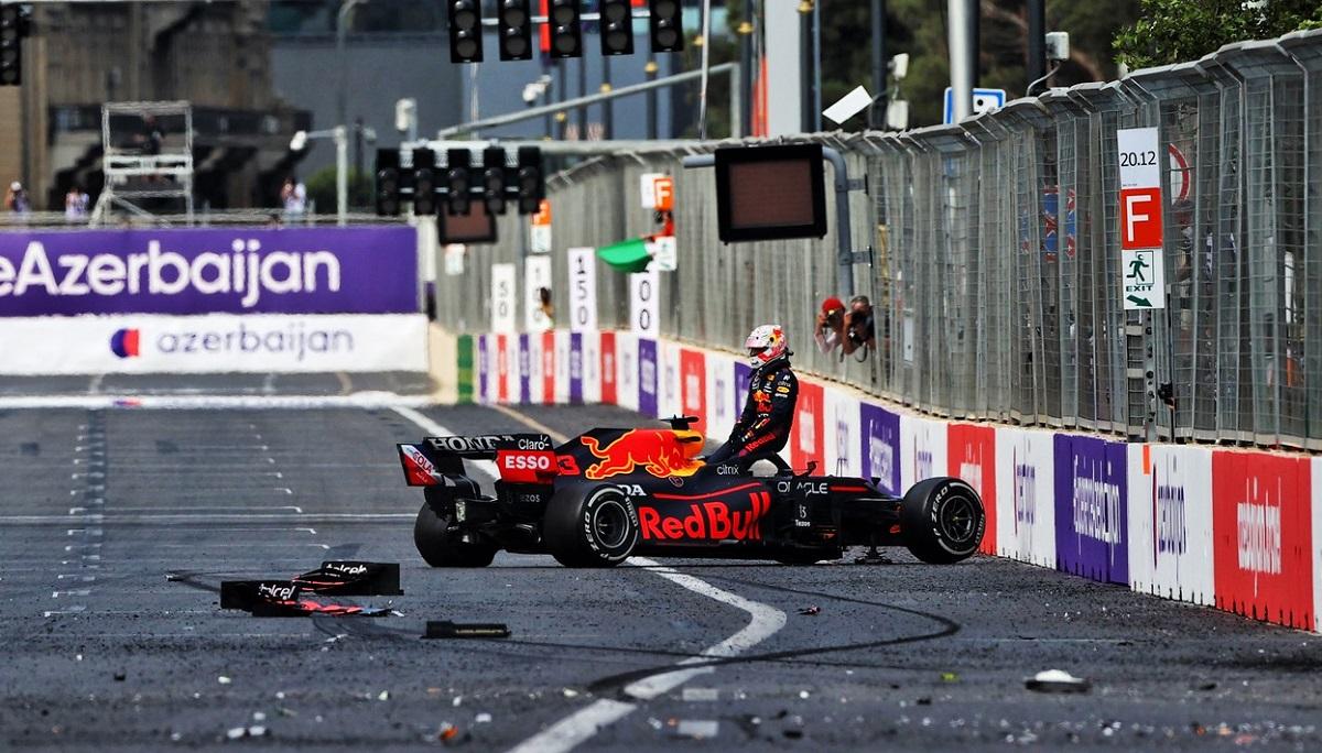 Max Verstappen a suferit un accident