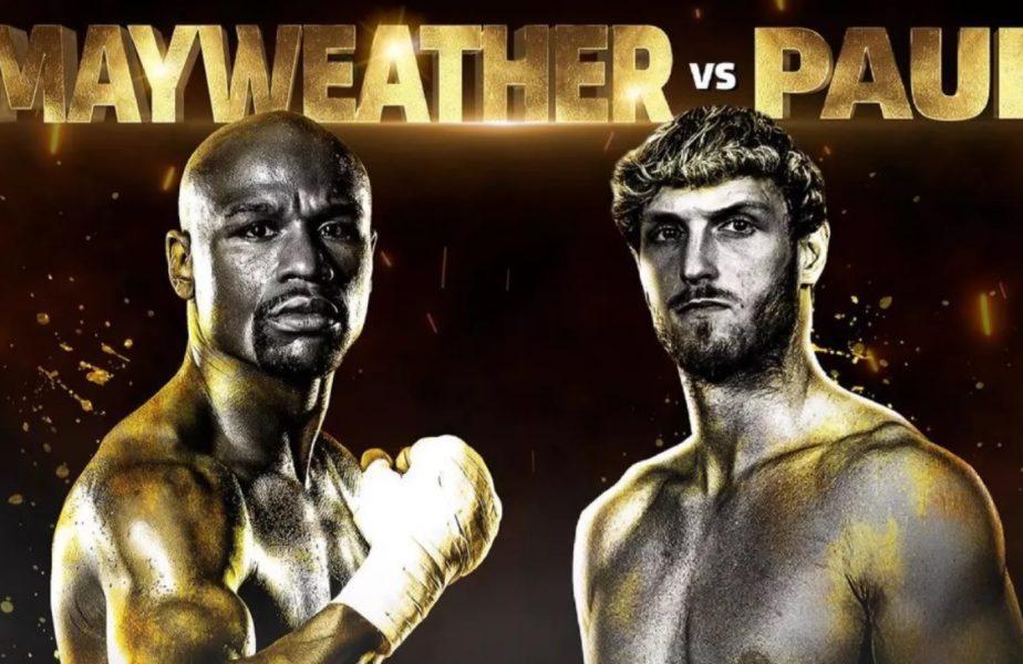 Mayweather vs Logan Paul! Meciul are loc duminică noaptea. Clauza incredibilă pusă de Floyd în contract
