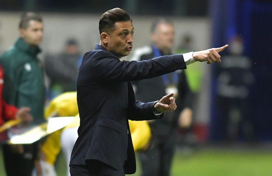 Răzvan Burleanu, înțepături către Mirel Rădoi! De ce nu a asistat selecționerul la niciun meci de la EURO 2020, disputat pe Arena Națională