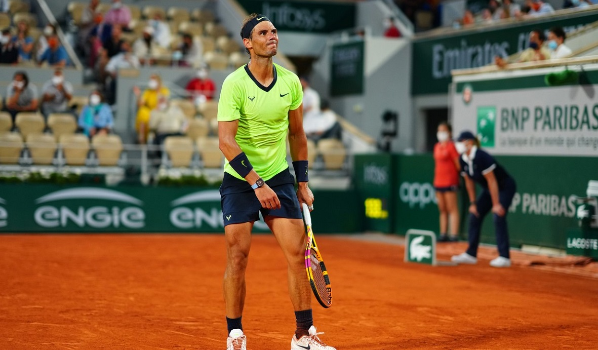 Rafael Nadal, după meciul cu Novak Djokovic