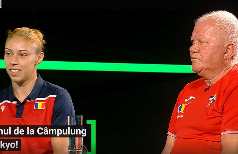 """Claudia Nechita se va lupta pentru România la Tokyo. În afară de box, se pricepe şi la fotbal! """"Dacă facem o echipă, ne batem cu oricine"""""""