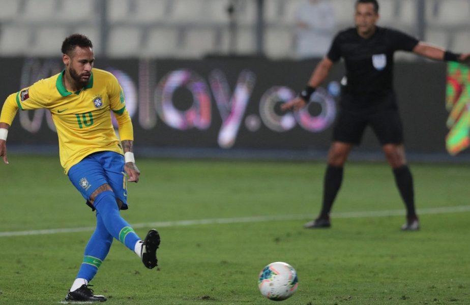 VIDEO. Neymar, incident bizar cu doi fani în Brazilia! Au vrut să-i fure încălţările şi erau să-l accidenteze