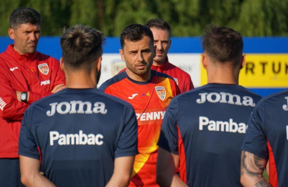 Nicolae Dică s-a infectat cu COVID-19! Secundul lui Mirel Rădoi ratează meciurile României din septembrie. Care este starea sa de sănătate