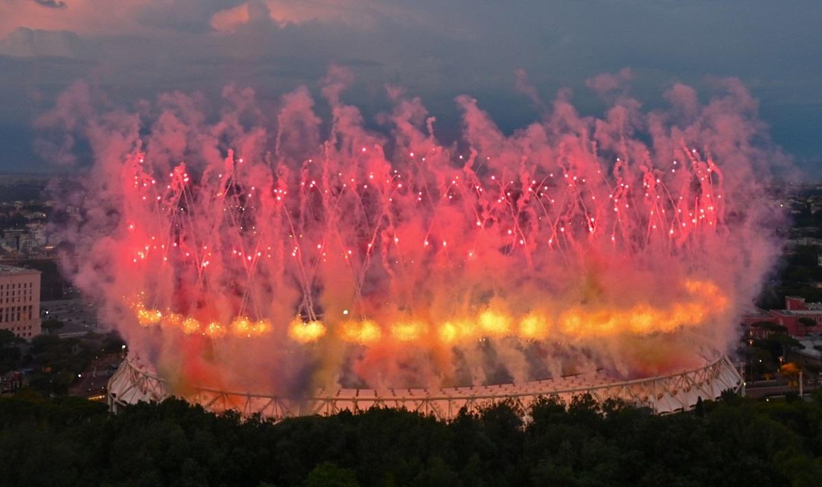 Stadio Olimpico, ceremonie de deschidere la Euro 2020