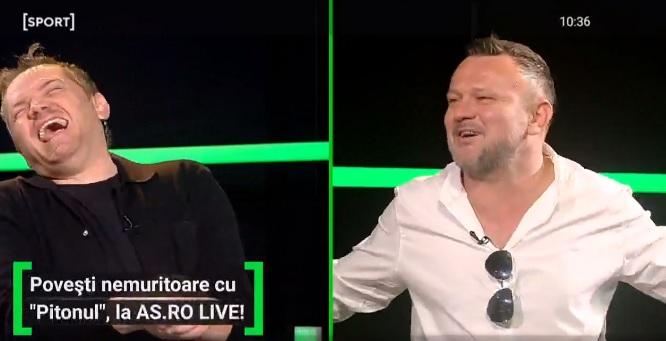 "Eugen Trică, genial când l-a ""prins"" Victor Piţurcă"