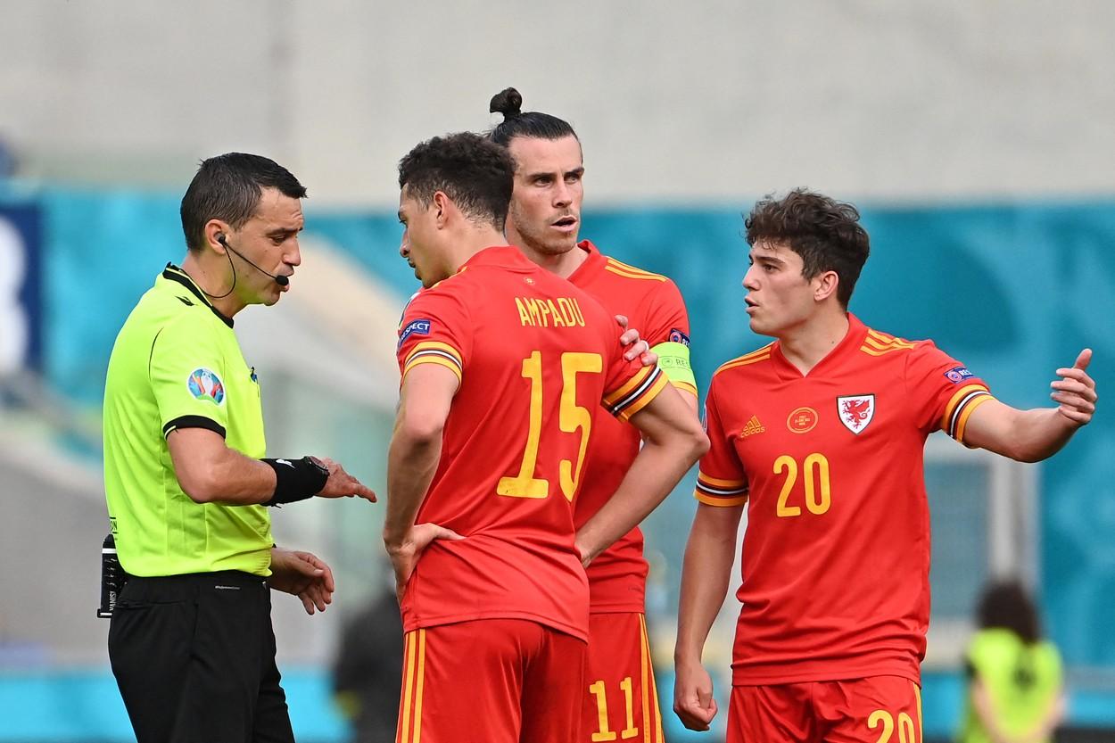 Ovidiu Haţegan, Italia - Ţara Galilor, Euro 2020