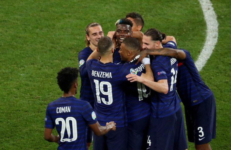 EURO 2020 | Paul Pogba, execuţie fabuloasă în Franţa – Elveţia! Superstarul lui Manchester United i-a lăsat cu gura căscată pe fanii prezenţi pe Arena Naţională