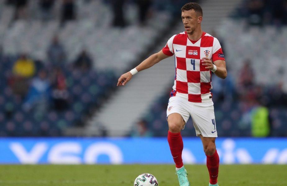 Euro 2020 | Pierdere uriașă pentru Croația! Ivan Perisic s-a infectat cu COVID-19 și va rata meciul cu Spania
