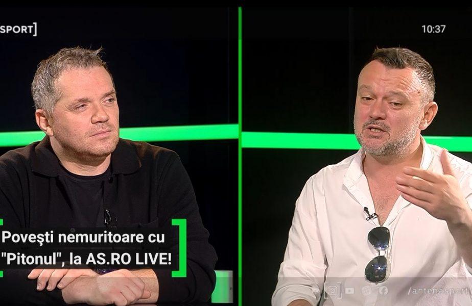 """Mirel Rădoi, paznicul lui Claudiu Răducanu: """"Dacă dă vreun interviu, ai 1.000 de euro amendă!"""" Povești fabuloase cu atacantul oltean: """"Bă, tu ți-ai luat mașină și n-ai carnet!""""/""""E automată!"""" :)"""