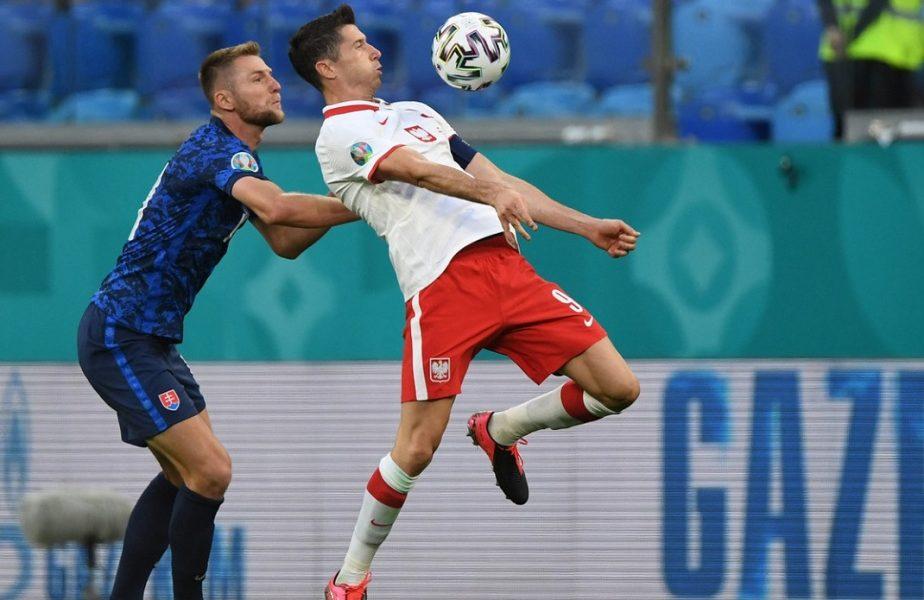 Polonia - Slovacia 1-2