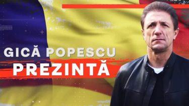 SuperPrieteni! Gică Popescu îşi face debutul în televiziune cu 4 superinterviuri, de săptămâna viitoare la Antena 1!