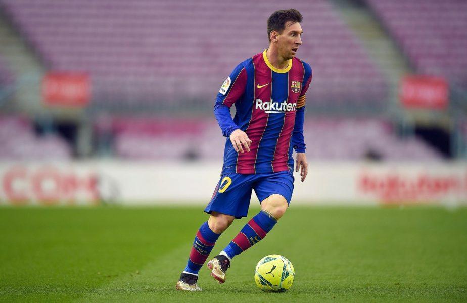 """L-am lovit cu piciorul!"" Lionel Messi l-a exasperat pe un fundaş legendar. ""M-a dezintegrat, m-a distrus mental!"""