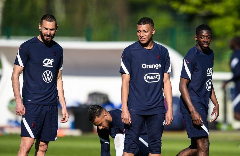 EURO 2020 | Lovitură dură primită de Deschamps! Un star s-a accidentat şi nu va mai juca la EURO! Anunţul făcut de L'Equipe