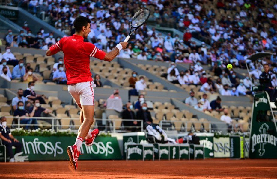"""Reacţia lui Novak Djokovic, după victoria uriaşă cu Rafael Nadal: """"E cel mai mare meci pe care l-am făcut aici"""""""