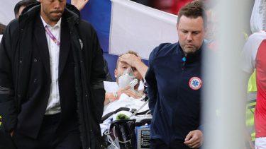"""Christian Eriksen, mesaj emoţionant de pe patul de spital: """"Vă mulțumesc, nu mă voi da bătut!"""" Prima reacţie a starului danez după ce a fost la un pas de tragedie"""