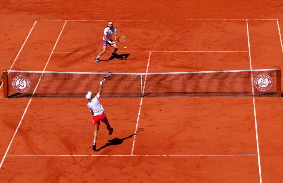Roland Garros 2021 | Novak Djokovic – Stefanos Tsitsipas 6-7, 2-6, 6-3, 6-2, 6-4! Sârbul e uriaş! Record unic în istoria tenisului, după finala nebună cu Tsitsipas! Revenire istorică
