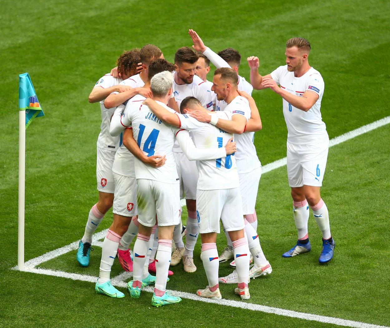 Scoția - Cehia 0-2